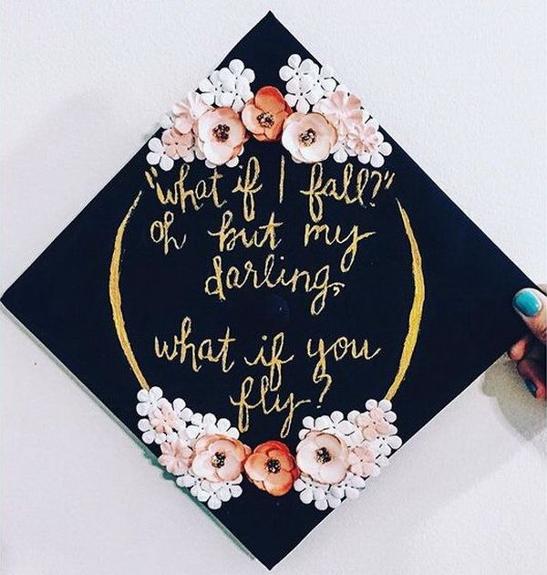 50 Beautifully Decorated Graduation Cap Ideas Grad Cap