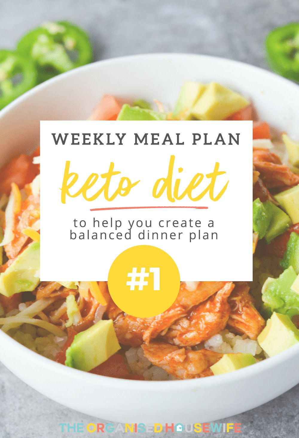 Today on the blog I have put together a Ketofriendly meal