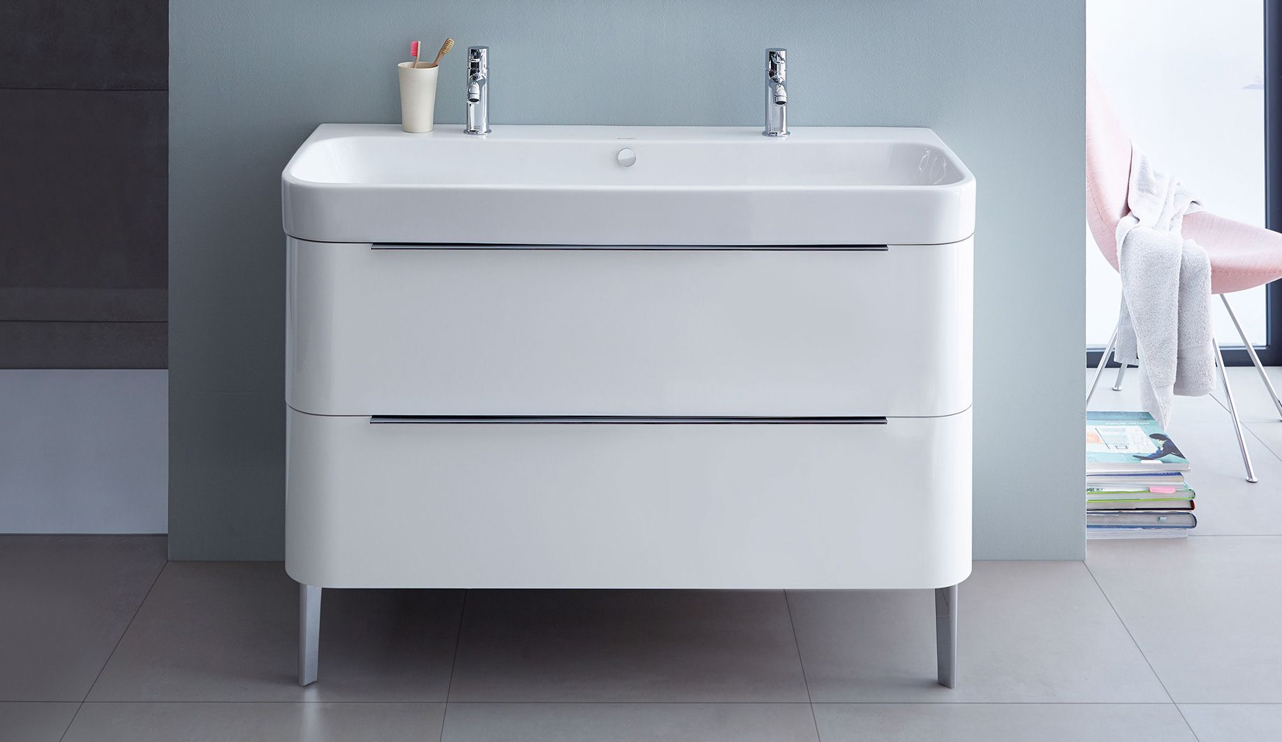 Duravit Is Expanding Four Of Its Most Popular Collections Happy D