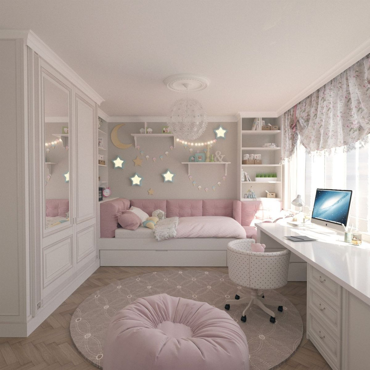 20 Decorating Tricks For Your Bedroom: Bedroom Themes, Cute Bedroom
