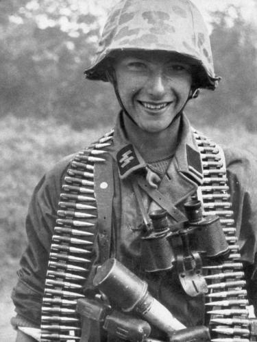 Young SS-Sturmmann. | War | Pi...