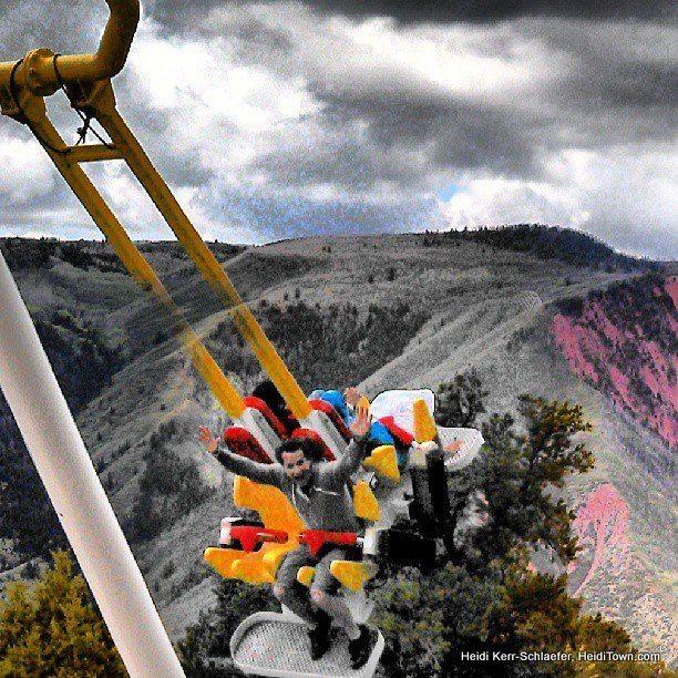 Escape To Glenwood Springs, Colorado