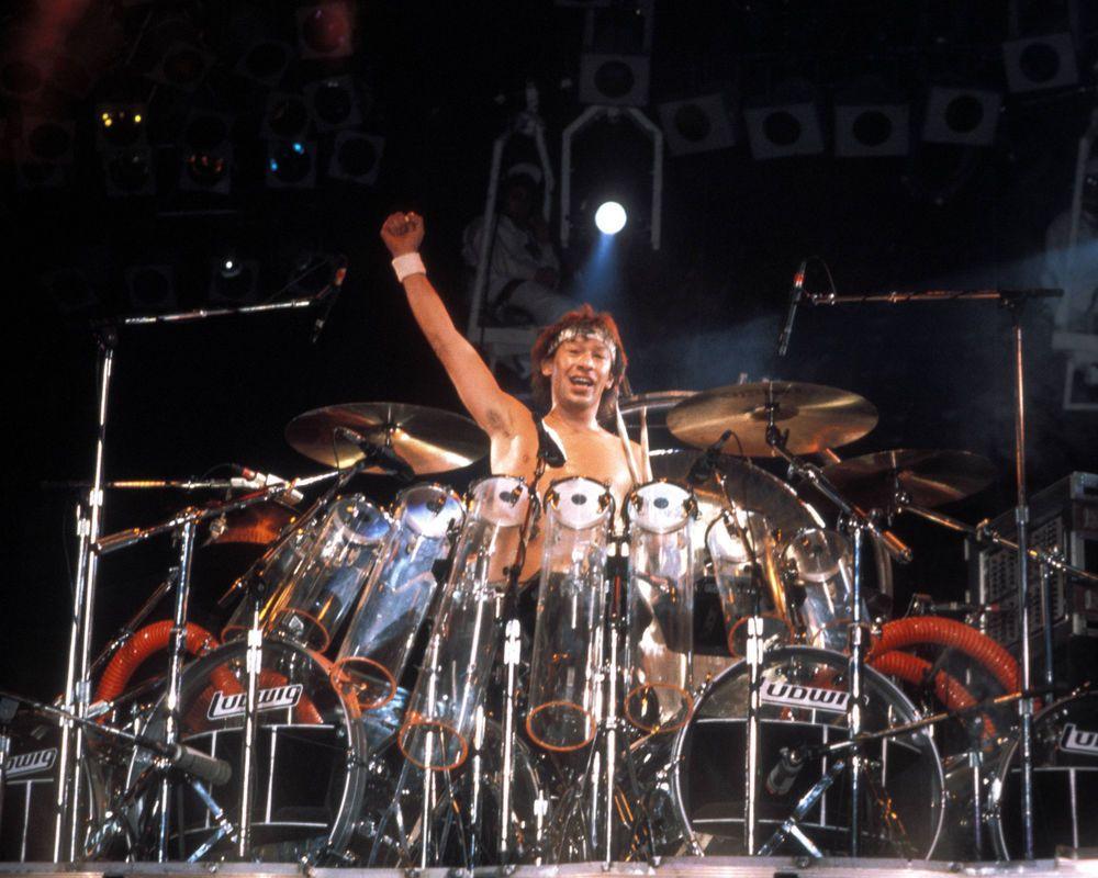 Alex Van Halen 8x10 Color Photo 1 Alex Van Halen Van Halen Eddie Van Halen