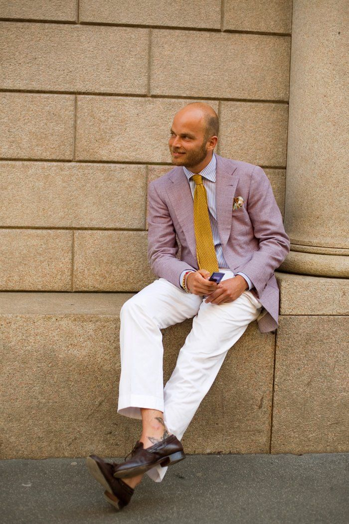 On the Street…Luca Rubinacci, Milan | Mens outfits