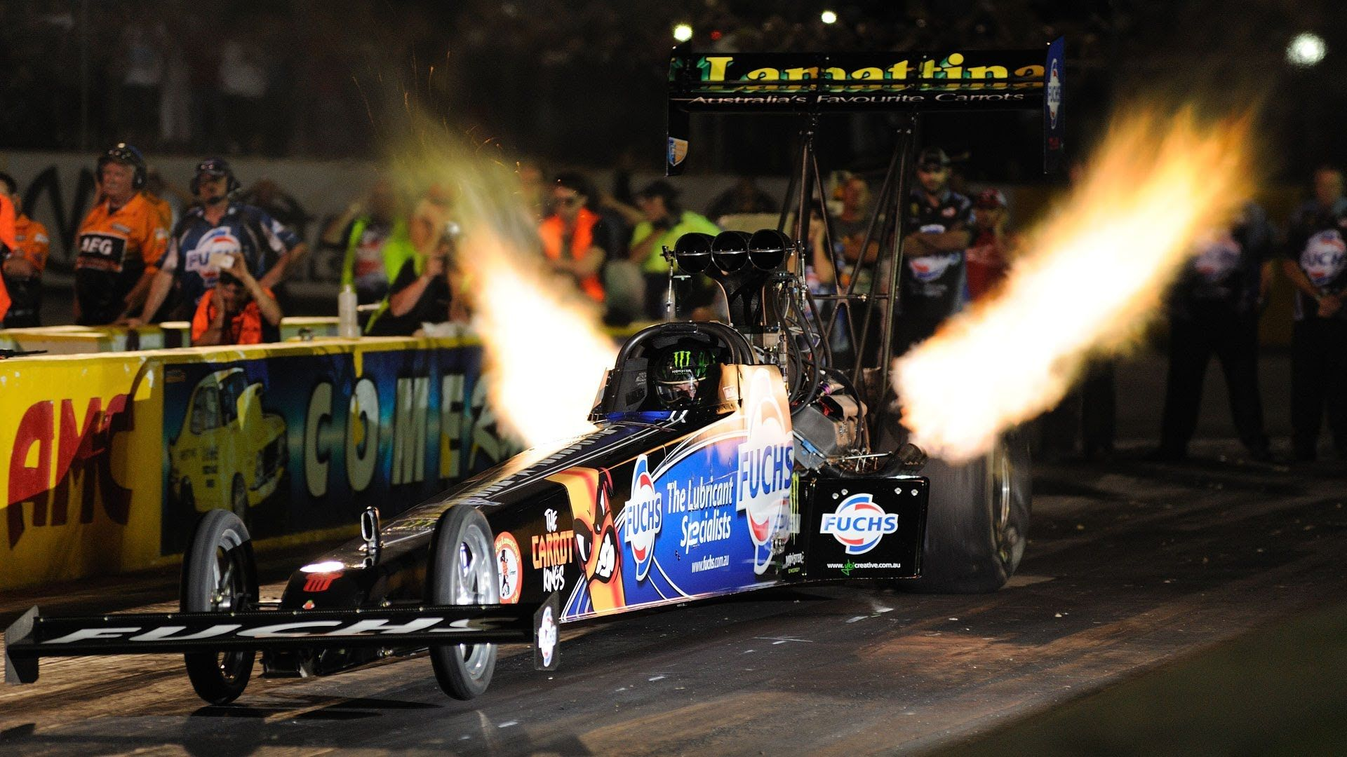Top Fuel Drag Racing Fuchs Nationals Drag Racing Top Fuel