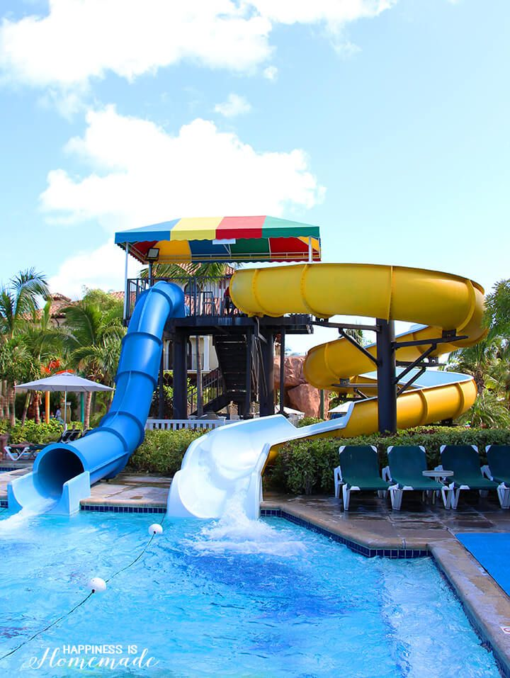 Pirate Island Water Park At Beaches Turks And Caicos