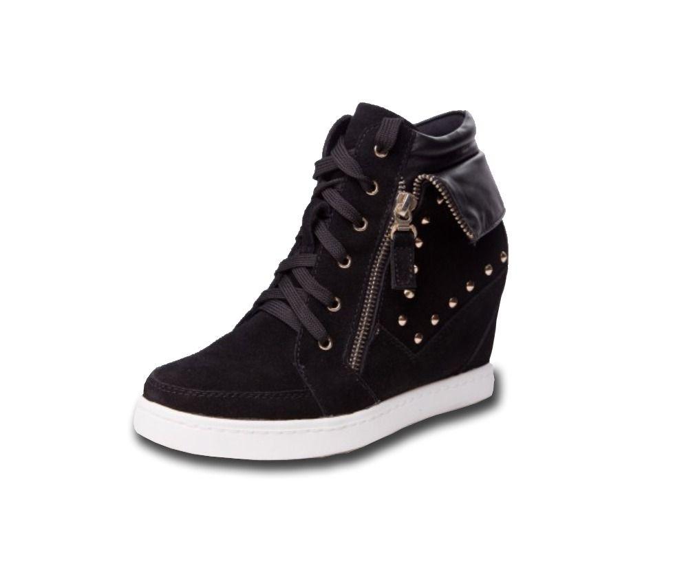 zapatillas con taco a80e4645b5ba