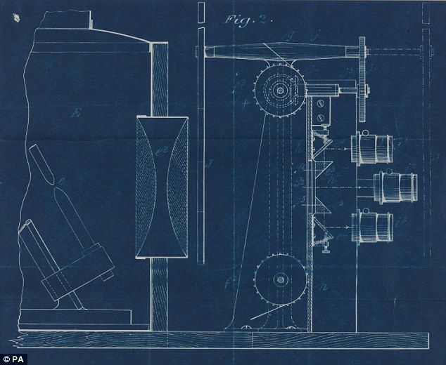 Worldu0027s earliest colour movies shown for first time an incredible - copy meaning of blueprint in education