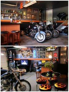 The Fabulous Ms M Dream Roomspiration Compasses Biker Bar Bar Shed Coffee Shop