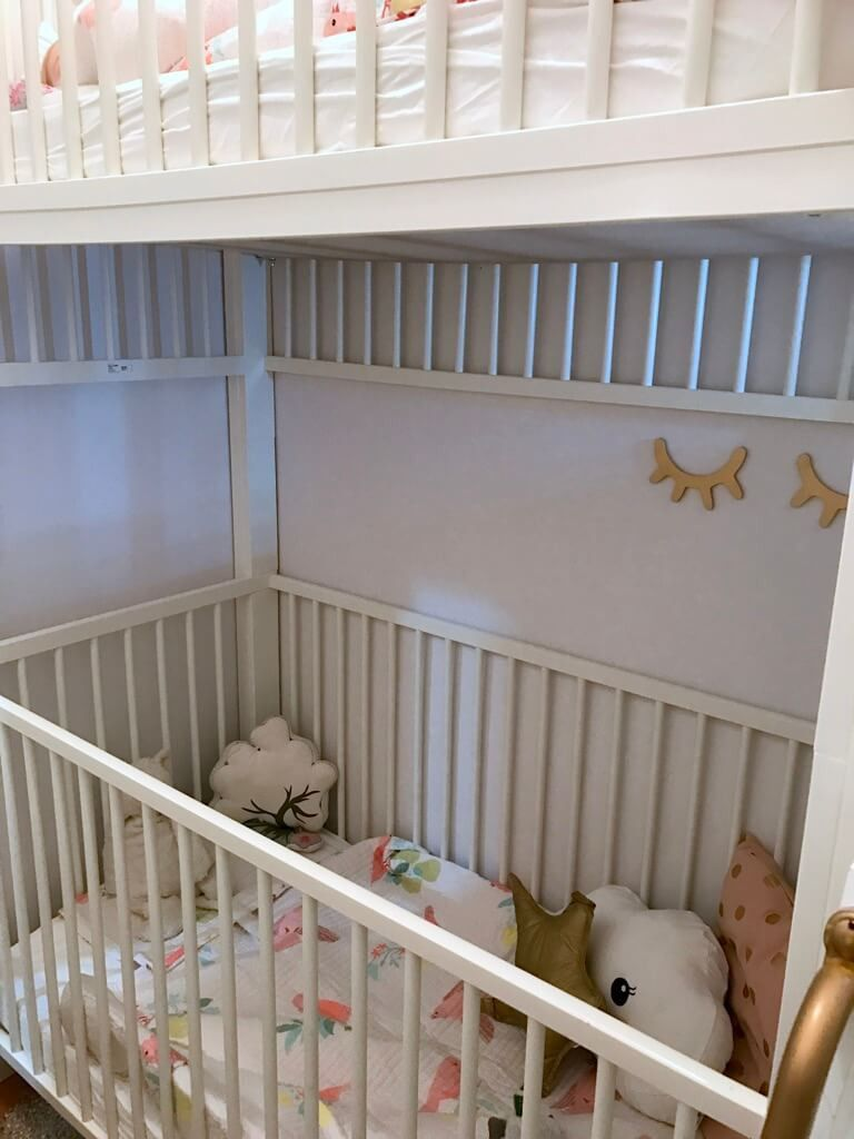Bunk Bed Crib Combo 2021 In 2020 Cot Bunk Bed Bunk Beds Bunk Bed Crib