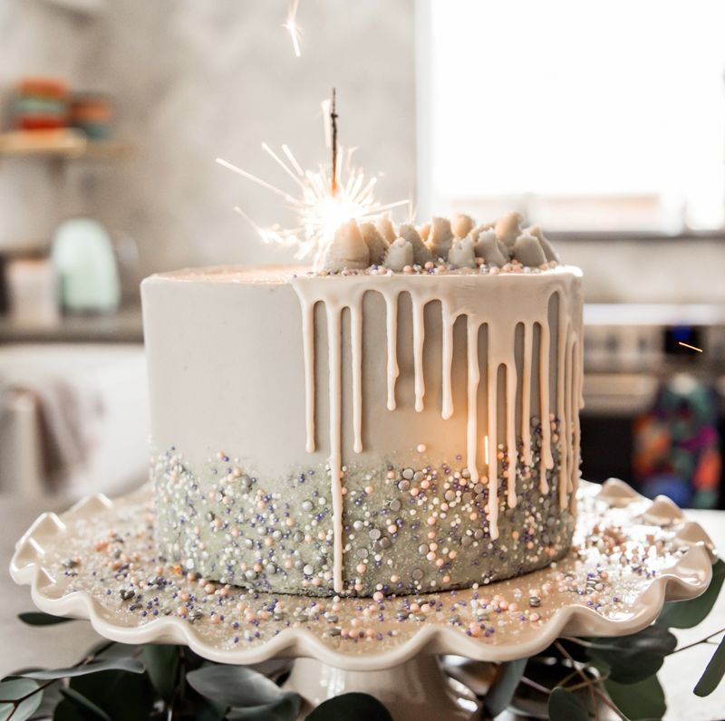 Photo of Fairy Cake Recipe With Fairy Dust Filling • A Subtle Revelry