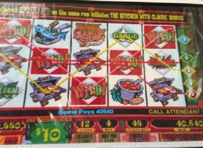 Hot Blizzard Slot Machine
