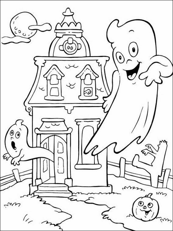 halloween 36 ausmalbilder für kinder malvorlagen zum
