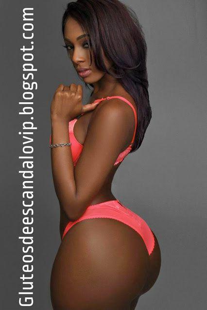 Ebony black butty