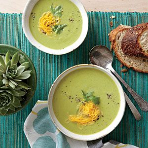 How to Make Broccoli-Cheese Soup