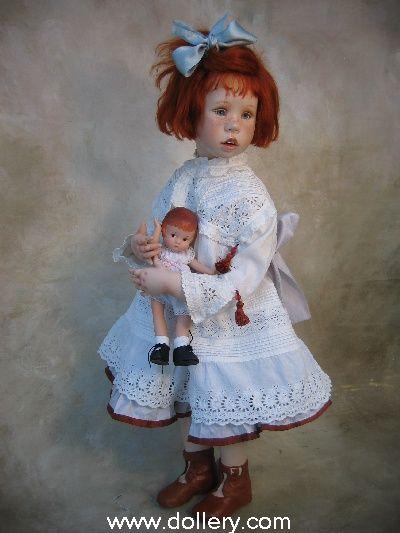Susan Krey Collectible Dolls...Polly