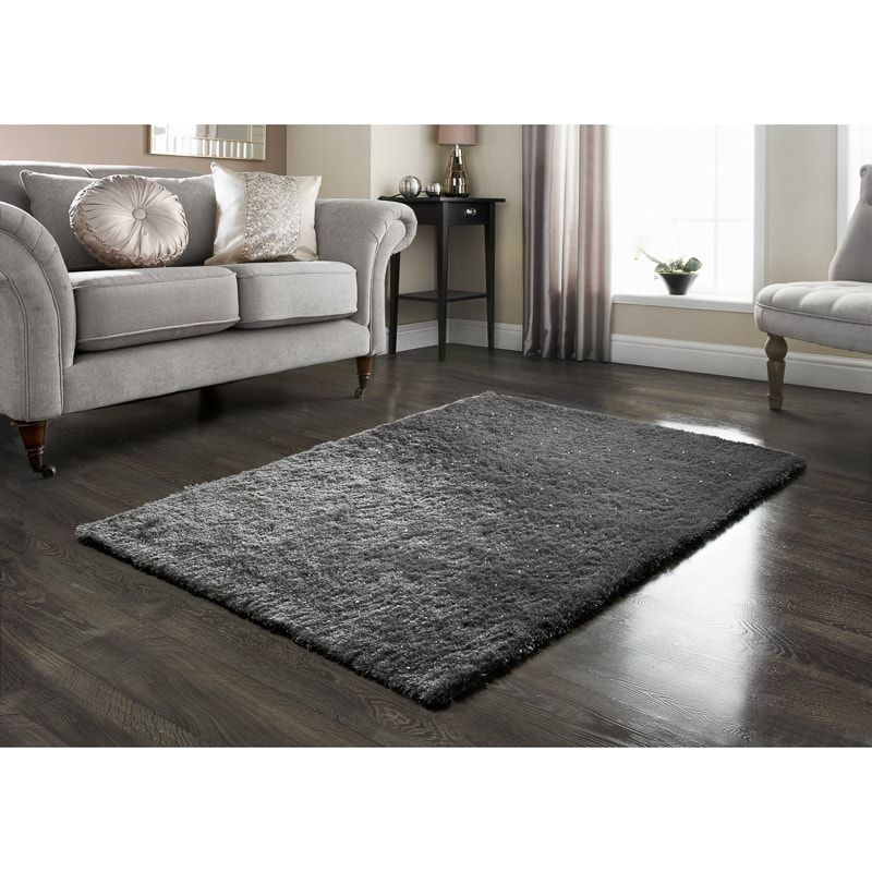Radiance Sparkle Rug 60 X 110cm Living Room Ideas Rugs Room