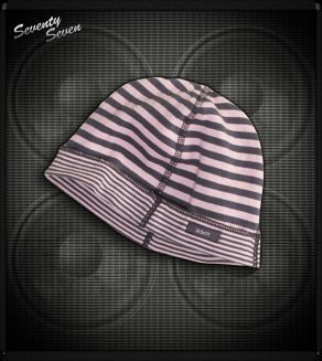 77 Kids Little 77 Pink Black Baby Hat Mens Outfitters 77 Kids American Eagle