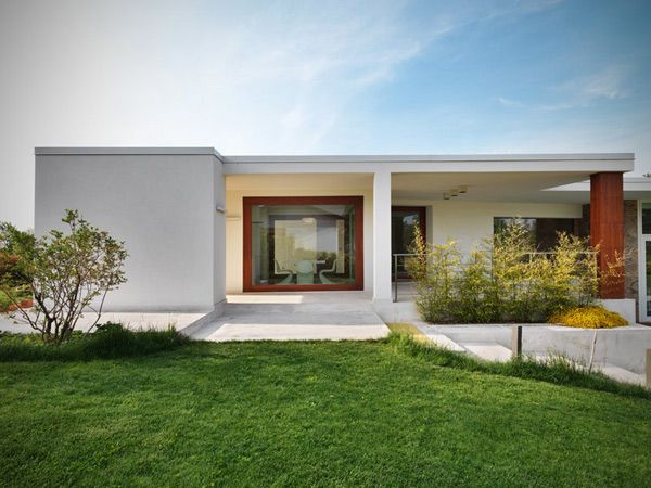 Cozy House Design in Italy | Cozy house, Modern house design and ...