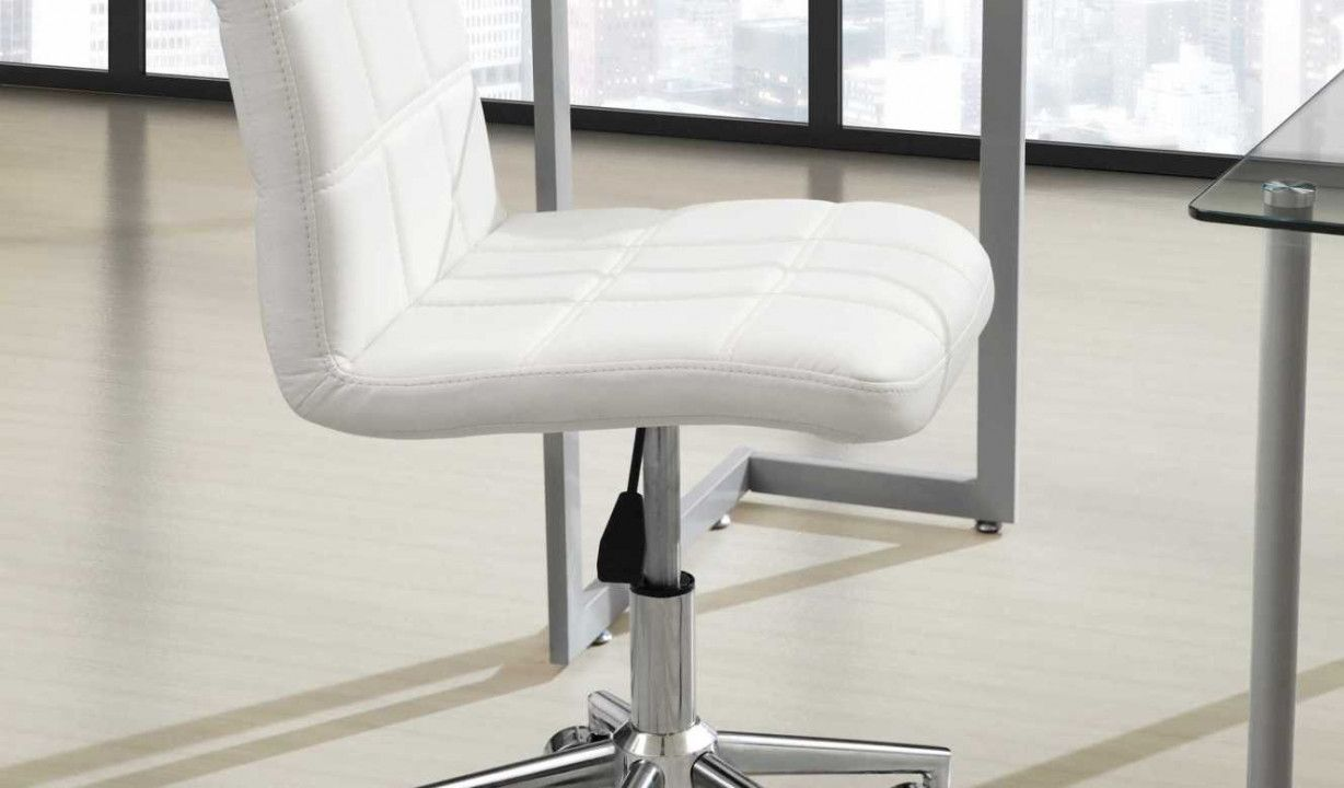 Target White Desk Chair Wheelchair Or Best Home Office Simple Design