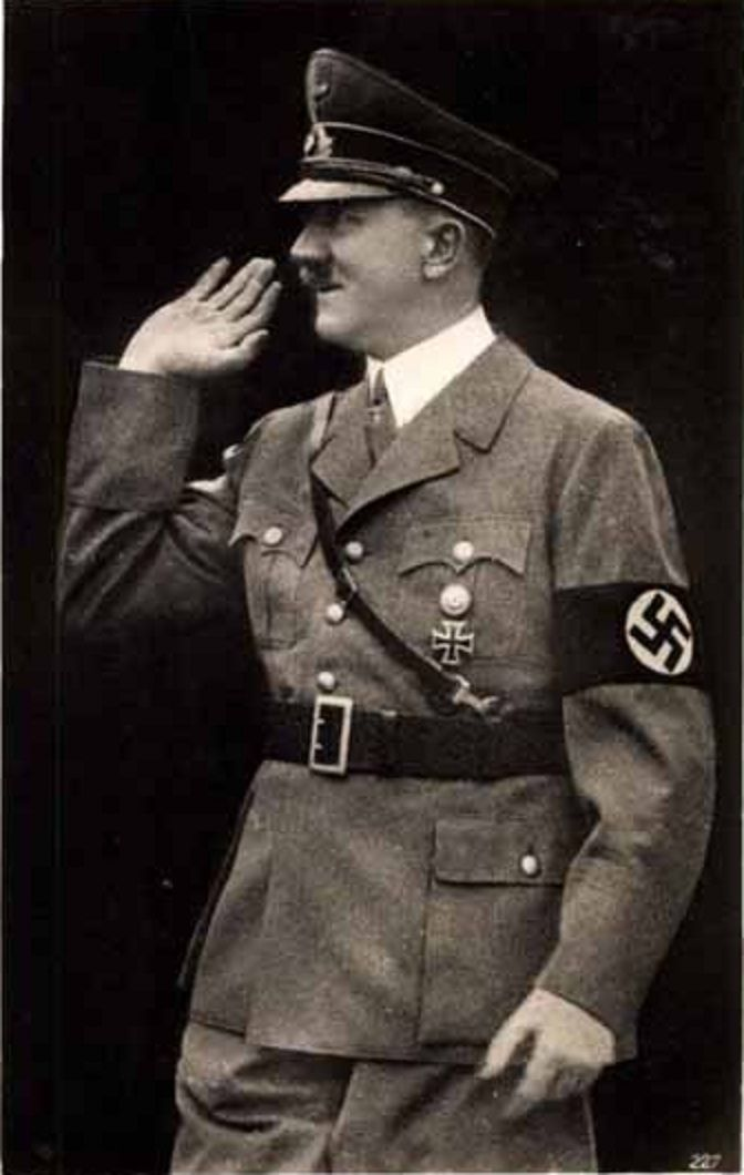 Adolf hitlers approach to homosexuality