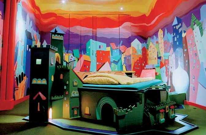 Children\u0027s room is not the place for kitsch style, but if it