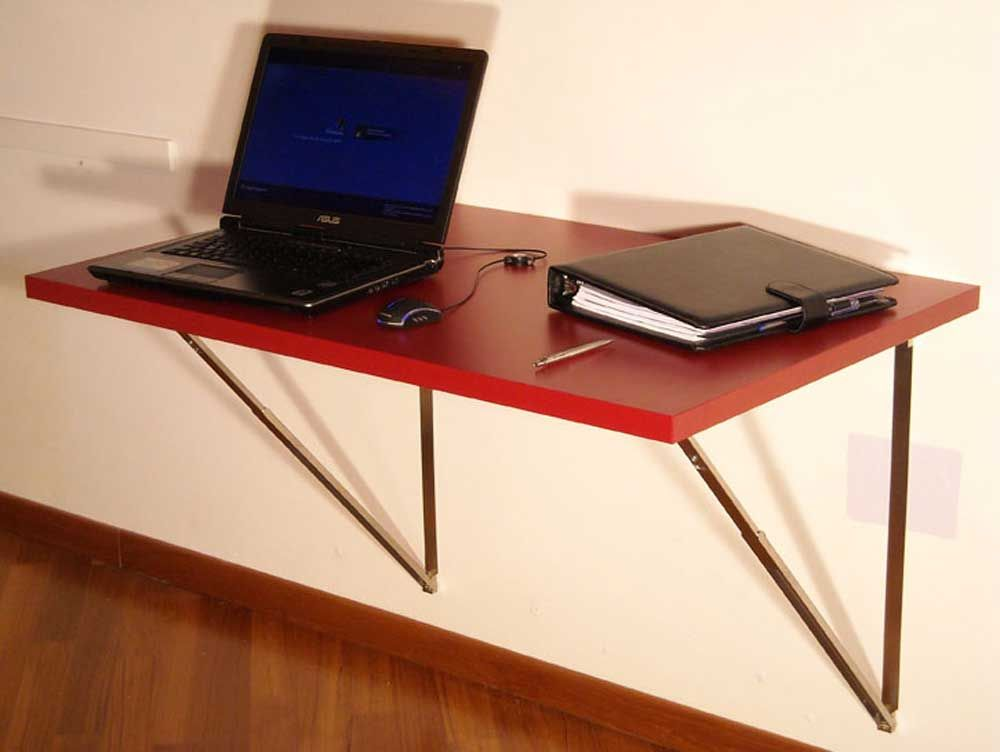 folding office desk. wall laptop foldable desk i like the idea of a that folds up and away folding office