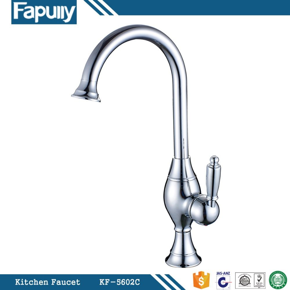 Fapully German Kitchen Faucet Import China Goods Water Ridge Faucet ...