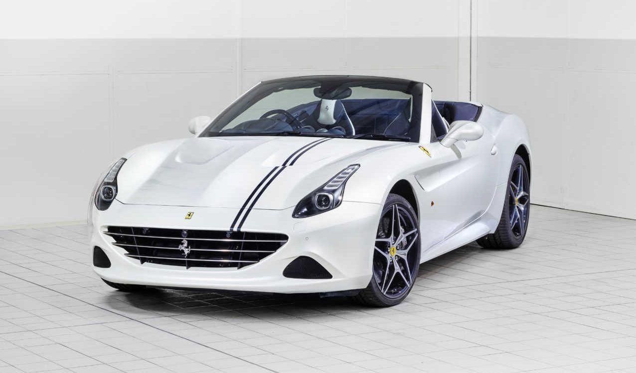 Ferrari California T Price Specs Review And Photos Ferrari