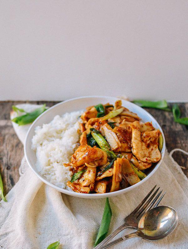 Spicy Chicken Stir-fry (Firebird Chicken) | The Woks of Life