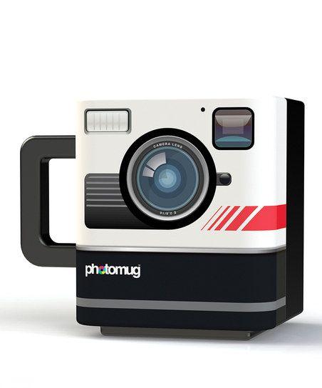 Photomug Zulily Retro Camera Camera Mug Mugs