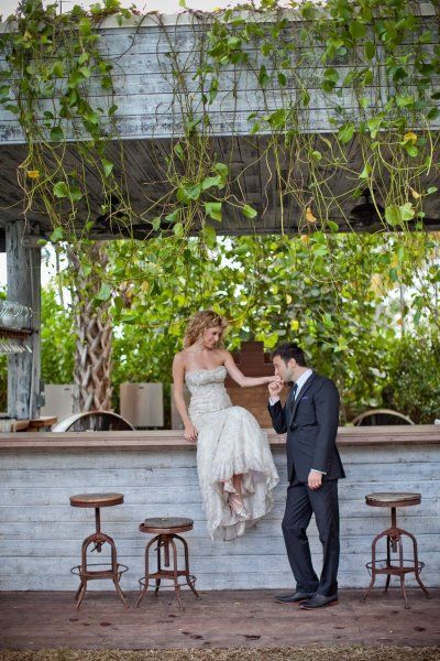 Miami Beach Wedding At Cecconi S By Nataschia Wielink Photo