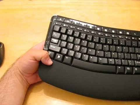 installing microsoft wireless comfort keyboard 5000 wire center u2022 rh 144 202 61 13 manual teclado microsoft comfort keyboard 5000 Microsoft Wireless Comfort 5000 Keyboard Dongle