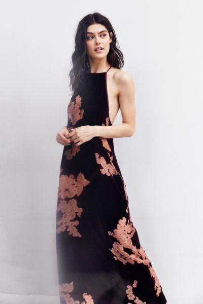 54a8f43c72926 Out From Under Boudoir Velvet Maxi Slip   Dresses   Fashion, Urban ...