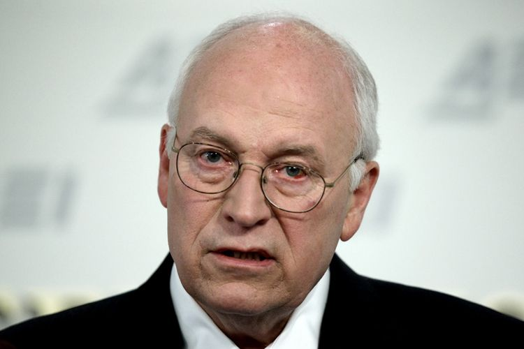 war dick speeches iraq cheney