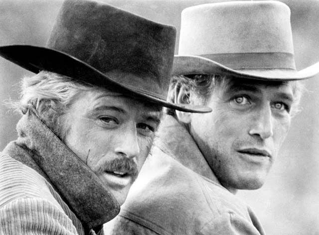 Robert Redfort - Paul Newman