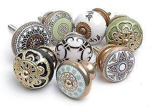 Ceramic Door Knobs | eBay | country quaint | Pinterest | Ceramic ...