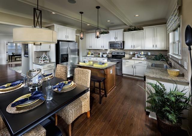 The Parker Plan In Rierson Farm Winston Salem Nc By True Homes