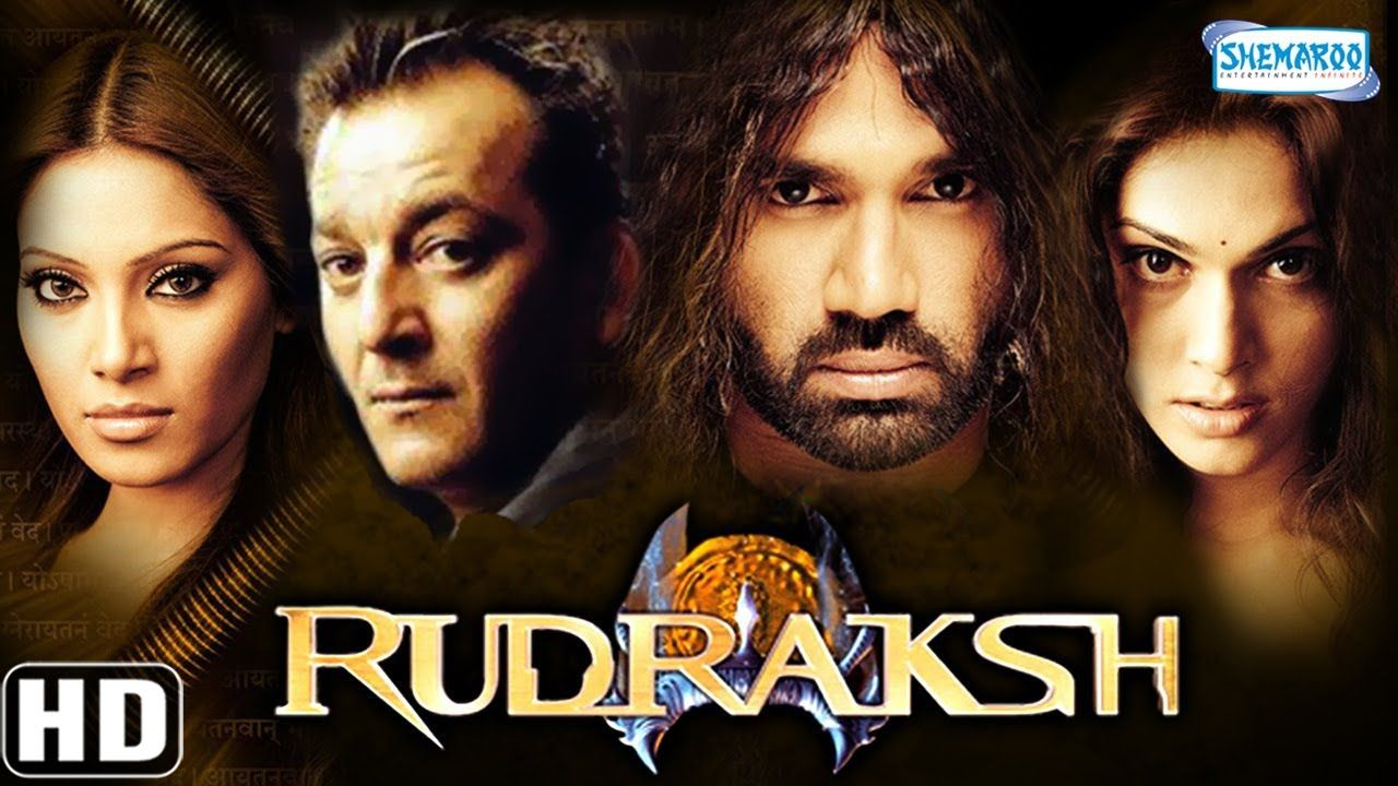 rudraksh {hd} - sanjay dutt - sunil shetty - bipasha basu - hindi