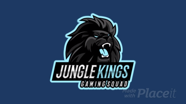 Animated Gaming Logo Generator Featuring a Roaring Lion Graphic