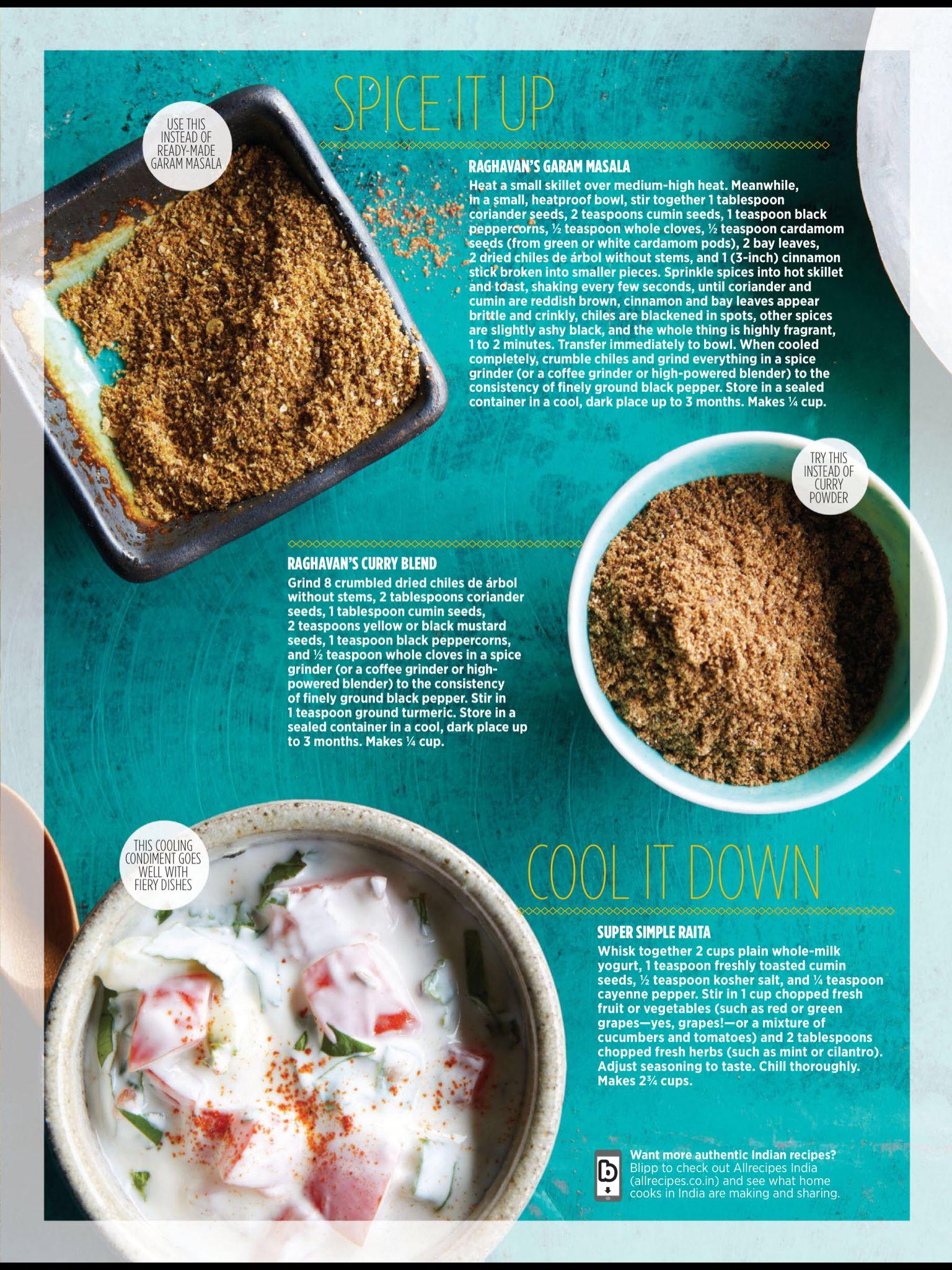 Indian Food Making App images