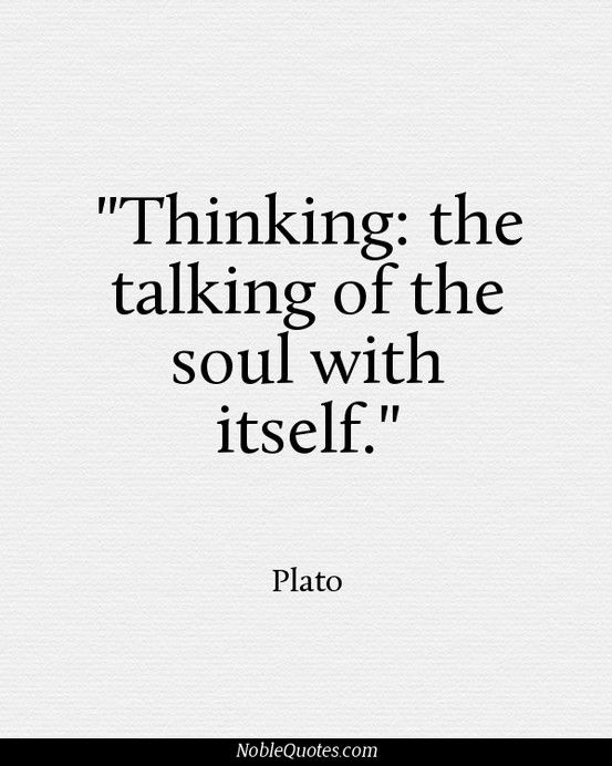 Deep Thinking Quotes Gorgeous Pin By Larry Bouland On QUOTES AND SUCH Pinterest Deep Thinking