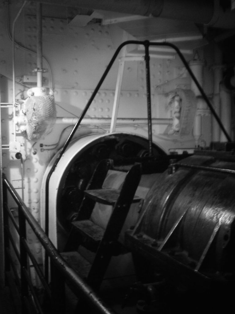 Queen Mary Engine Room: Queen Mary, Queen Mary Ship