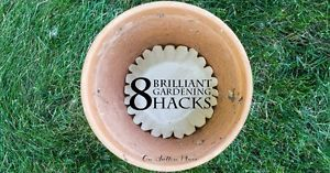 8 Brilliant Gardening Hacks | Tips and tricks to make gardening easier and more enjoyable. All DIY and budget-friendly!
