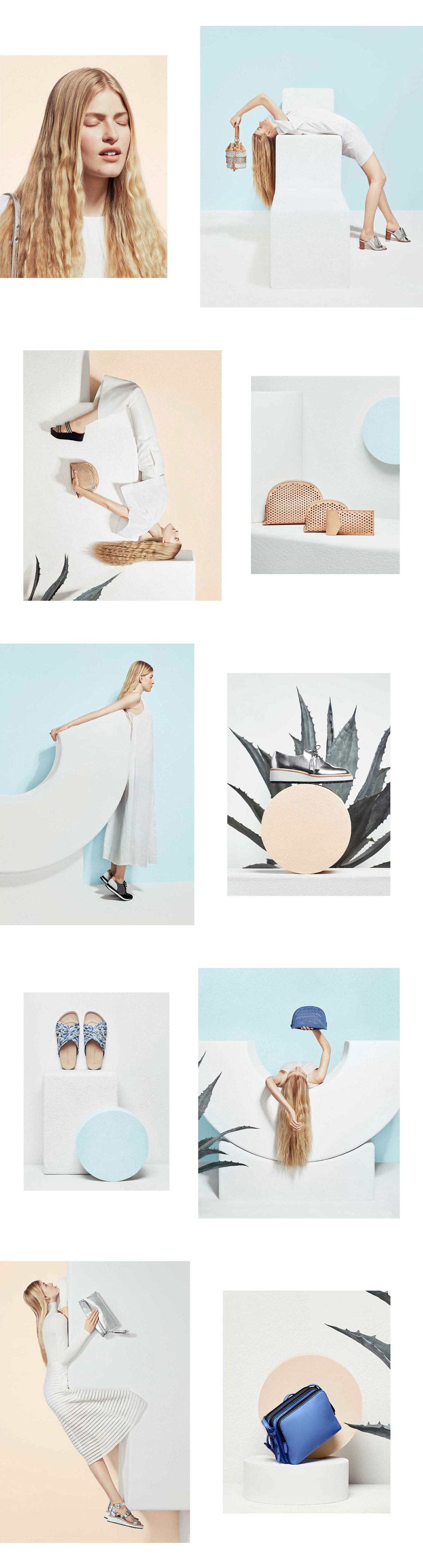 RoAndCo – Art Direction for Loeffler Randall #artdirection
