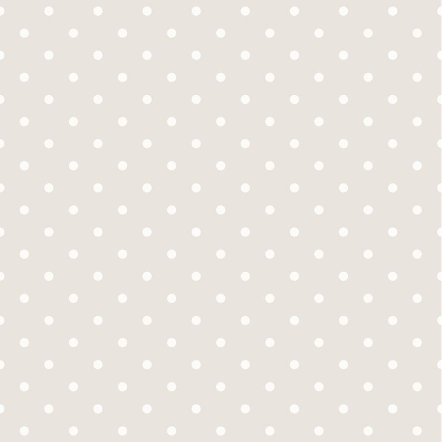 papel pintado lunares vintage color beige telas papel