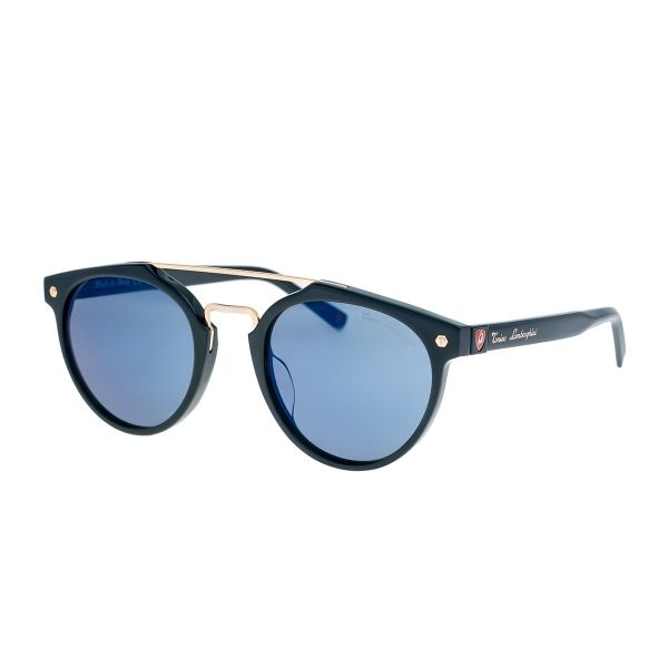 98c574a2bdb0 Sunglasses TL56955 of the new NexTgen collection of Tonino Lamborghini  Eyewear is a unisex model with frame and temples in blue acetate