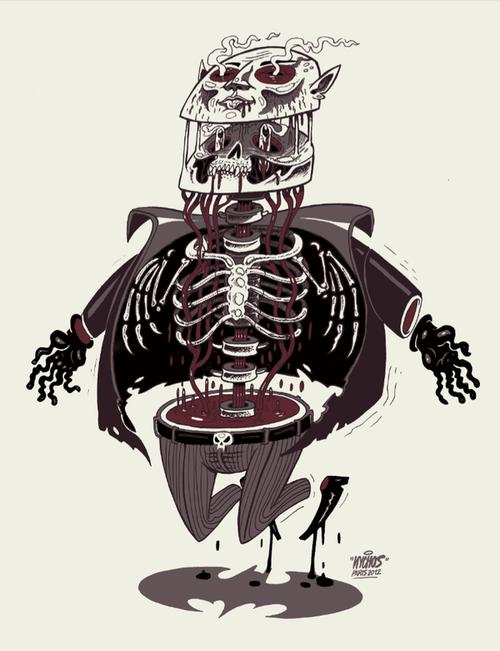 NYCHOS – Illustration