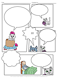 Comic Strip Lesson Plan  Esl    Esl Lesson Plans Esl