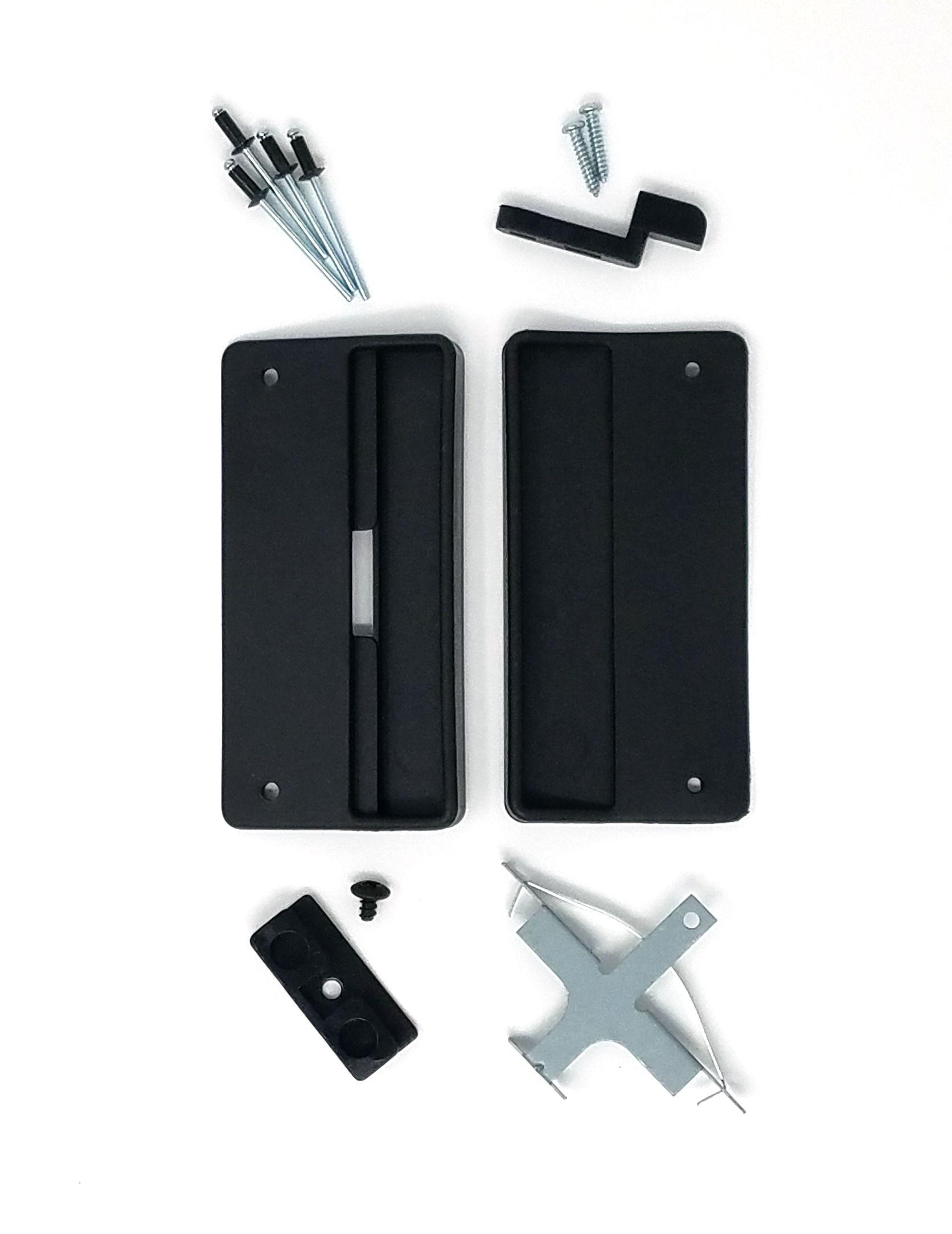 Handle Set For Sliding Screen Door Sliding Screen Door Hardware